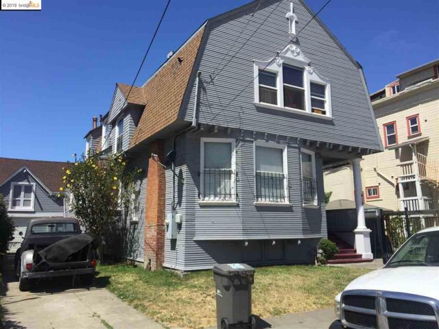 619 E 10Th St, Oakland, CA 94606 (#EB40857614) :: The Gilmartin Group