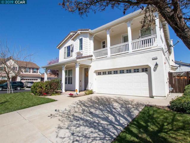 1520 Solitude Way, Brentwood, CA 94513 (#CC40857634) :: The Warfel Gardin Group