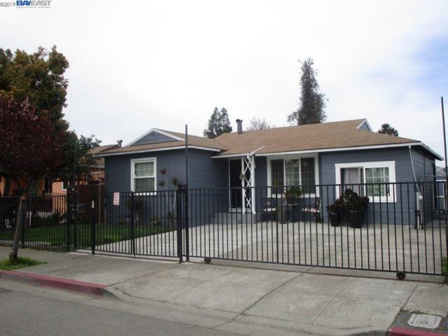 425 98TH AVE, Oakland, CA 94603 (#BE40857646) :: Brett Jennings Real Estate Experts