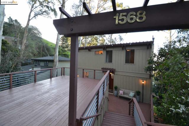 1568 Campus Dr, Berkeley, CA 94708 (#EB40857654) :: The Kulda Real Estate Group