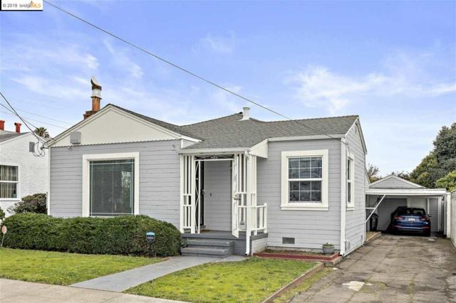 5028 Esmond Ave, Richmond, CA 94805 (#EB40857697) :: The Kulda Real Estate Group