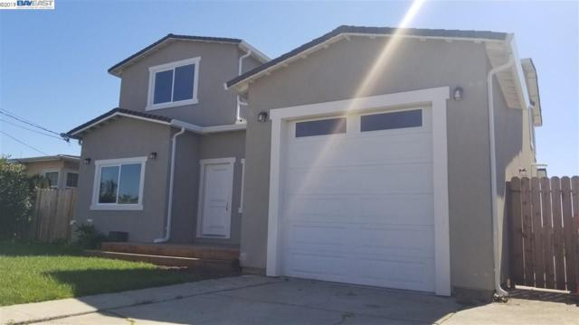 740 Folsom Ave, Hayward, CA 94544 (#BE40857883) :: Strock Real Estate