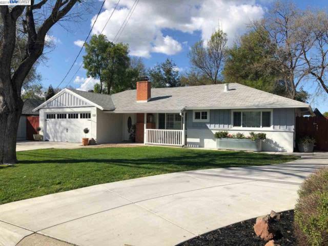 112 Harriet Drive, Pleasant Hill, CA 94523 (#BE40857953) :: The Warfel Gardin Group