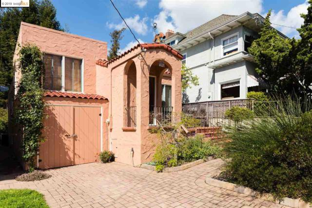 423 Vernon St, Oakland, CA 94610 (#EB40857955) :: The Gilmartin Group