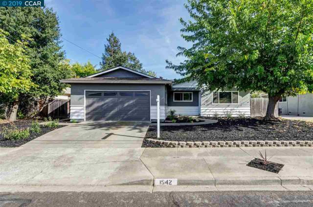 1542 Laverne Way, Concord, CA 94521 (#CC40857966) :: The Goss Real Estate Group, Keller Williams Bay Area Estates