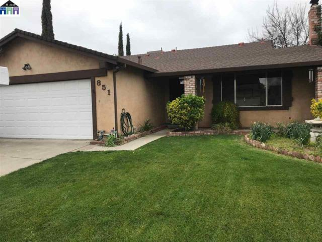 851 Tarrogana Dr, Tracy, CA 95376 (#MR40857993) :: The Warfel Gardin Group