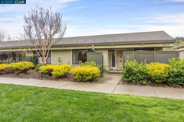 2449 Pine Knoll Dr, Walnut Creek, CA 94595 (#CC40858020) :: The Goss Real Estate Group, Keller Williams Bay Area Estates