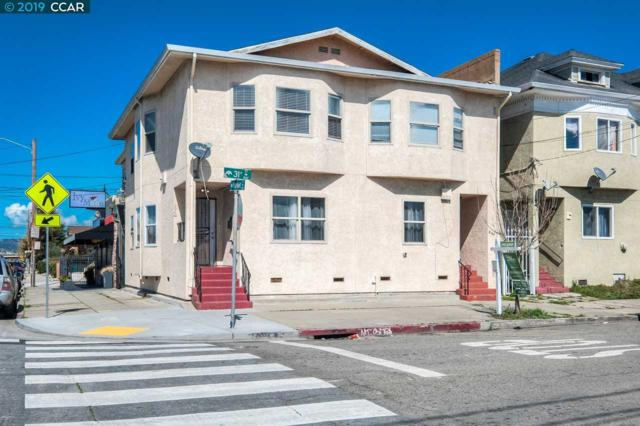 894 31St St, Oakland, CA 94608 (#CC40858044) :: The Gilmartin Group