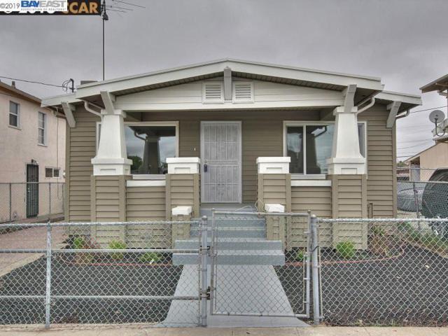 1273 104th, Oakland, CA 94603 (#BE40858114) :: The Goss Real Estate Group, Keller Williams Bay Area Estates