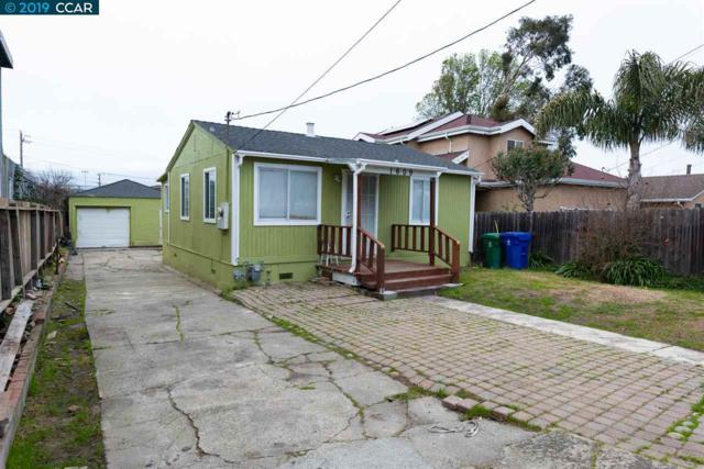 1609 15Th St, San Pablo, CA 94806 (#CC40858150) :: The Goss Real Estate Group, Keller Williams Bay Area Estates