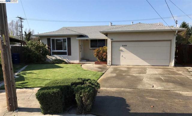 3402 Del Valle, San Leandro, CA 94578 (#BE40858163) :: The Goss Real Estate Group, Keller Williams Bay Area Estates