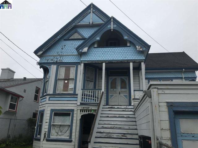 2374 E 27th St, Oakland, CA 94601 (#MR40858221) :: The Realty Society