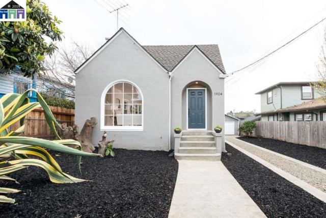 1924 Crosby Ave, Oakland, CA 94601 (#MR40858380) :: Live Play Silicon Valley