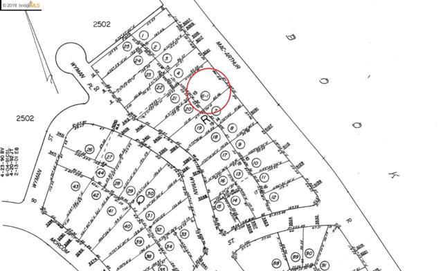 5035 Macarthur Blvd, Oakland, CA 94619 (#EB40858474) :: Strock Real Estate