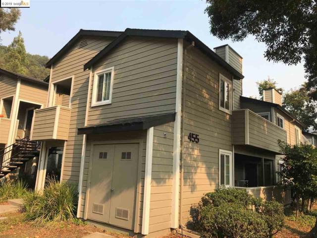455 Canyon Oaks, Oakland, CA 94605 (#EB40858868) :: The Realty Society