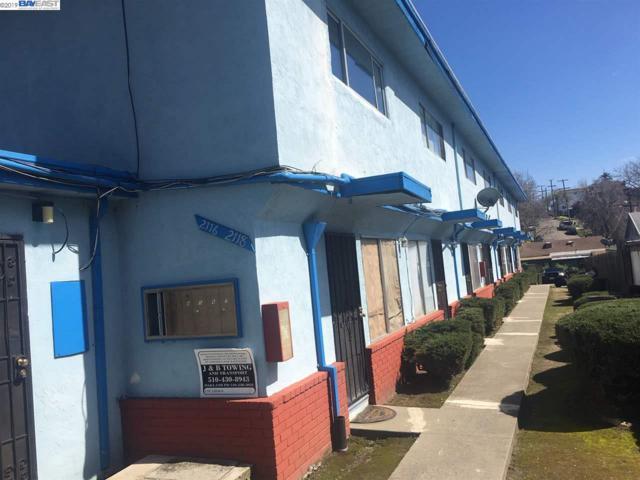 2116 High St, Oakland, CA 94601 (#BE40858921) :: Julie Davis Sells Homes
