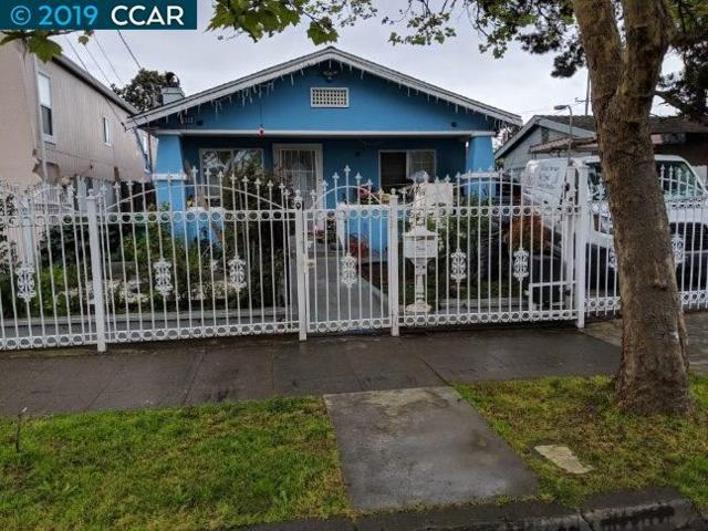 1606 100Th Ave, Oakland, CA 94603 (#CC40859533) :: The Warfel Gardin Group