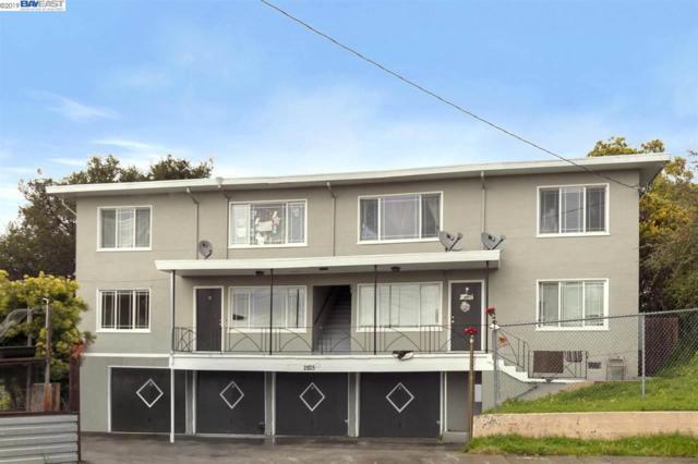 2825 Garden St, Oakland, CA 94601 (#BE40859923) :: The Realty Society