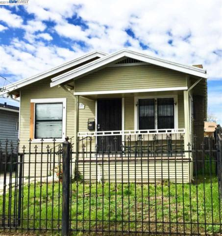 2239 87Th Ave, Oakland, CA 94605 (#BE40861085) :: Strock Real Estate