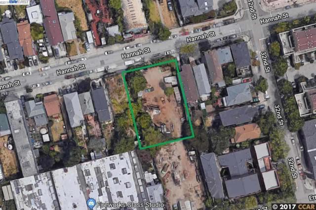 3223 Hannah St, Oakland, CA 94608 (#BE40861191) :: The Kulda Real Estate Group