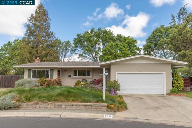 166 Kathryn Dr, Pleasant Hill, CA 94523 (#CC40861359) :: The Kulda Real Estate Group
