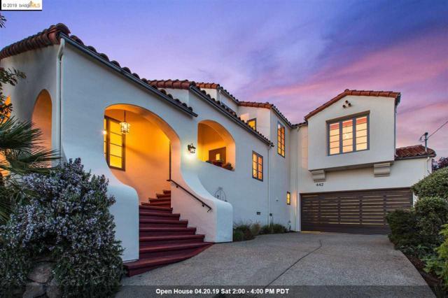 442 Modoc Ave, Oakland, CA 94618 (#EB40861459) :: The Kulda Real Estate Group