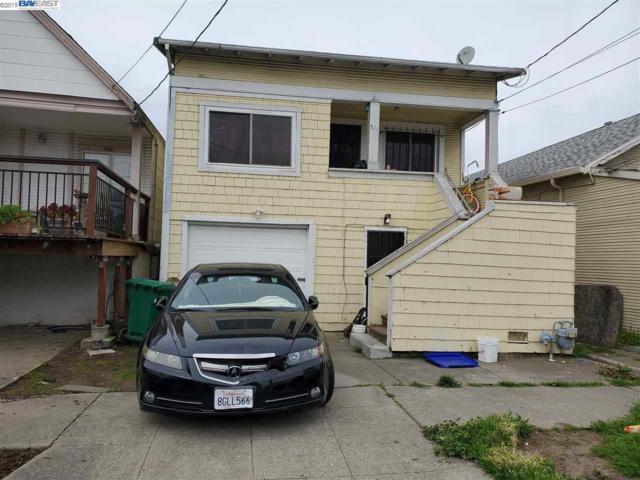 541 4Th St, Richmond, CA 94801 (#BE40861474) :: Strock Real Estate