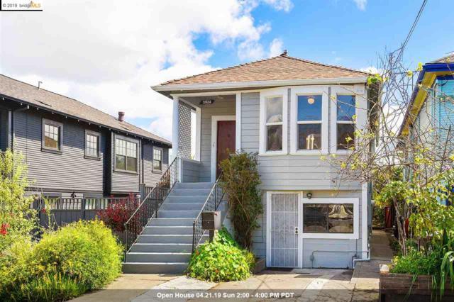 5924 Fremont Street, Oakland, CA 94608 (#EB40861494) :: The Kulda Real Estate Group