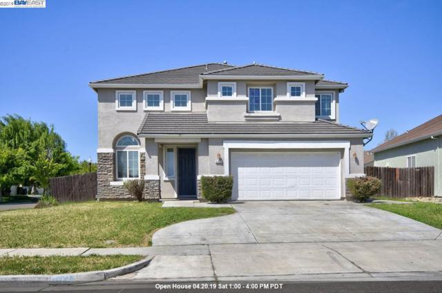 607 Snow Creek Ln, Patterson, CA 95363 (#BE40861608) :: The Goss Real Estate Group, Keller Williams Bay Area Estates