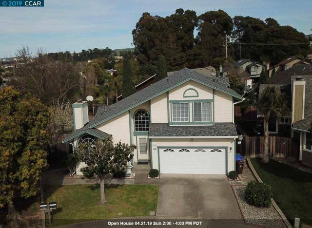 1469 Hutchinson Ct, Pinole, CA 94564 (#CC40861670) :: Brett Jennings Real Estate Experts