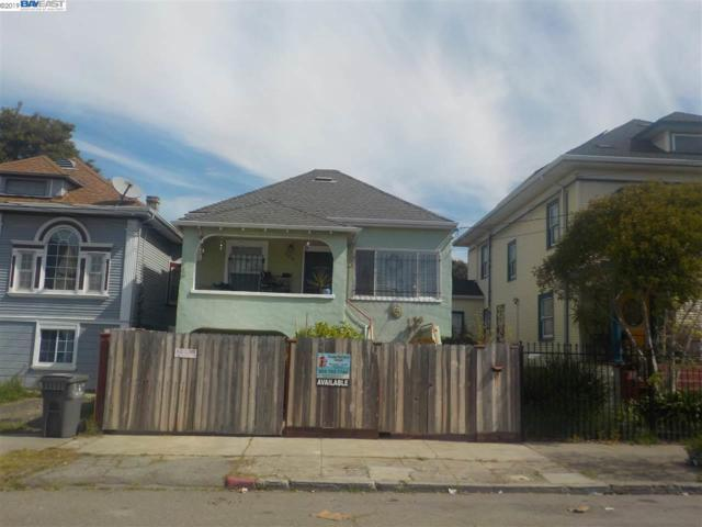 726 31St St, Oakland, CA 94609 (#BE40861805) :: Perisson Real Estate, Inc.