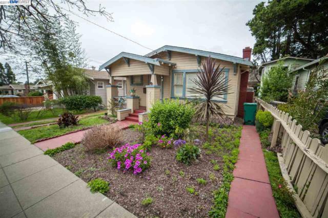 2421 Harrington Ave, Oakland, CA 94601 (#BE40861838) :: Strock Real Estate