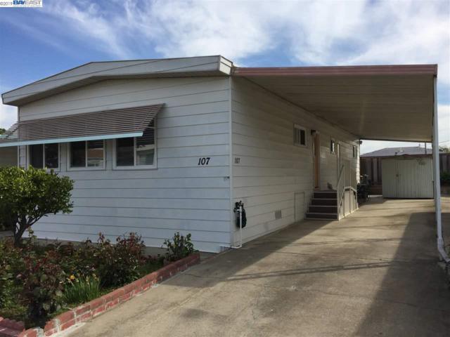 107 Santa Teresa, San Leandro, CA 94579 (#BE40861836) :: The Realty Society
