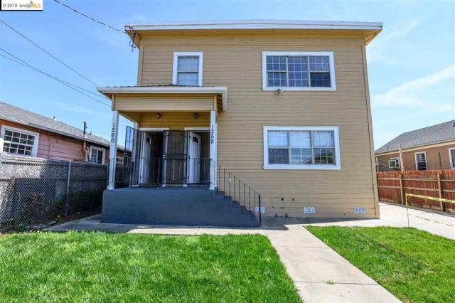 1260 83Rd Ave, Oakland, CA 94621 (#EB40861918) :: Strock Real Estate