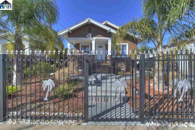 1815 E Church St, Oakland, CA 94621 (#MR40862092) :: The Realty Society