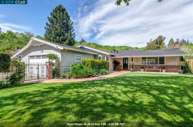 625 St. Mary's Rd., Lafayette, CA 94549 (#CC40862106) :: The Realty Society