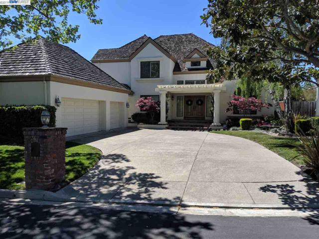 361 Kingswood Lane, Danville, CA 94506 (#BE40862137) :: The Realty Society