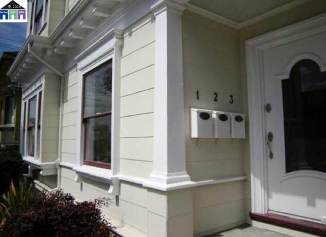 694 63Rd St, Oakland, CA 94609 (#MR40863130) :: The Kulda Real Estate Group