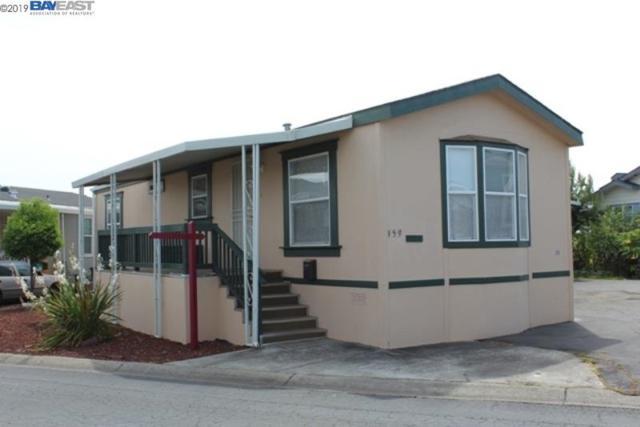 1200 W. Winton Ave. #159, Hayward, CA 94545 (#BE40863148) :: Strock Real Estate