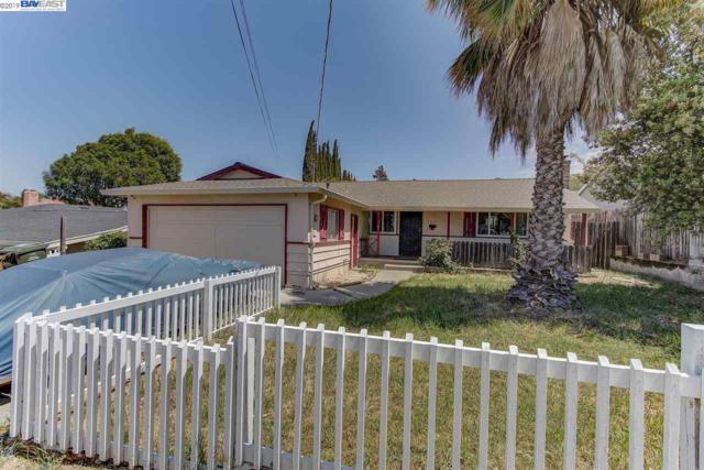 2829 Patricia Ave, Antioch, CA 94509 (#BE40863900) :: Strock Real Estate