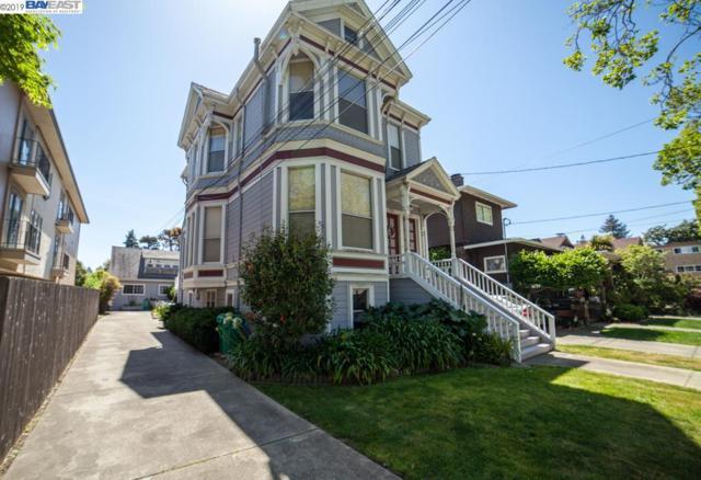 1726 Central, Alameda, CA 94501 (#BE40864409) :: Strock Real Estate