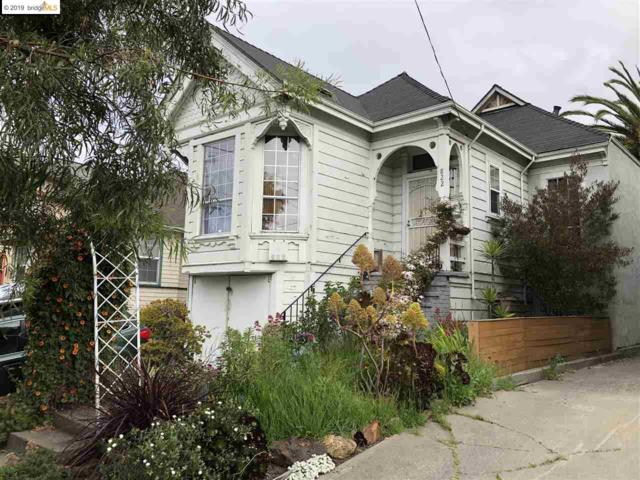 822 37th St, Oakland, CA 94608 (#EB40864462) :: The Warfel Gardin Group