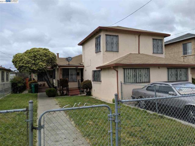 1225 102Nd Ave, Oakland, CA 94603 (#BE40864644) :: The Warfel Gardin Group
