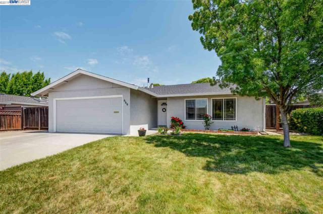 669 Everglades Ln, Livermore, CA 94551 (#BE40865331) :: Strock Real Estate