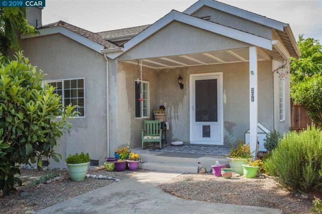 201 Wellington Ave, Concord, CA 94520 (#CC40865594) :: Strock Real Estate