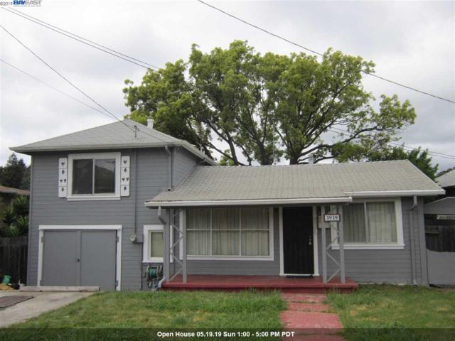 3939 Edgemoor Pl, Oakland, CA 94605 (#BE40865917) :: Strock Real Estate