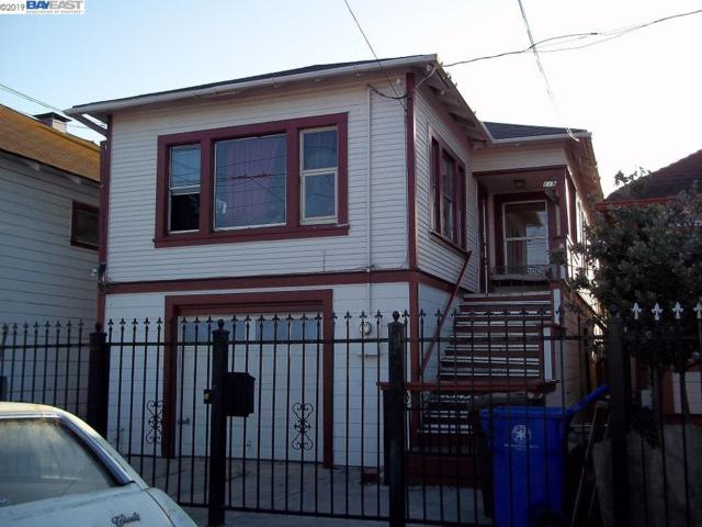 119 5Th St, Richmond, CA 94801 (#BE40866441) :: The Gilmartin Group