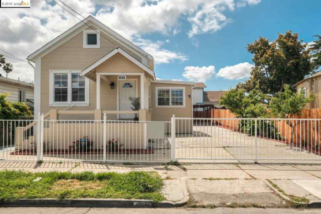 1912 55Th Ave, Oakland, CA 94621 (#EB40866491) :: The Realty Society