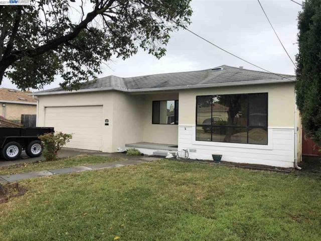 1656 Via Toyon, San Lorenzo, CA 94580 (#BE40866561) :: Strock Real Estate