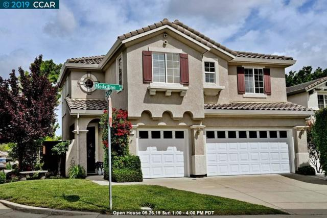31 Medallion Ct, Pleasant Hill, CA 94523 (#CC40866562) :: The Kulda Real Estate Group